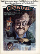 Crawdaddy Magazine April 1974 Magazine