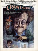 Crawdaddy Magazine April 1974 Vintage Magazine