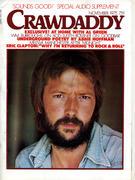 Crawdaddy Magazine November 1975 Vintage Magazine