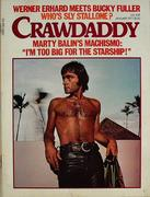 Crawdaddy Magazine January 1977 Vintage Magazine