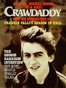 Crawdaddy Magazine February 1977 Vintage Magazine
