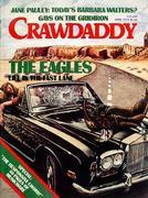 Crawdaddy Magazine April 1977 Vintage Magazine
