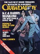 Crawdaddy Magazine September 1977 Vintage Magazine