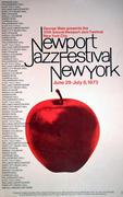 Newport Jazz Festival Poster