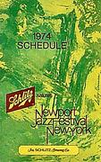 Newport Jazz Festilval Program