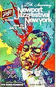 Newport Jazz Festilval Program