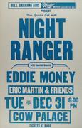 Night Ranger Poster