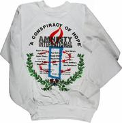 Amnesty International Benefit Men's Vintage Sweatshirts