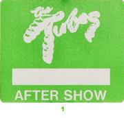 The Tubes Backstage Pass