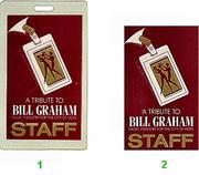 Bill Graham Laminate