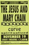 The Jesus & Mary Chain Poster