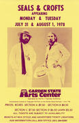 Seals & Crofts Handbill