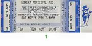 Headwaters Forest Benefit Vintage Ticket