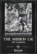The Mission U.K. Poster