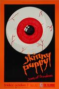 Skinny Puppy Poster
