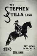 The Stephen Stills Band Poster
