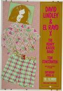 David Lindley and El Rayo X Proof