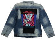 Red Hot Chili Peppers Men's Denim Jacket