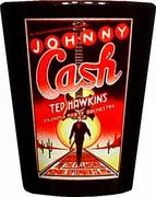 Johnny Cash Shotglass