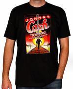 Johnny Cash Men's T-Shirt