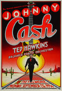 Johnny Cash Poster