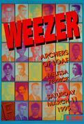Weezer Poster