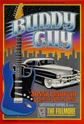 Buddy Guy Poster
