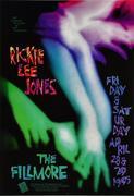 Rickie Lee Jones Poster