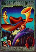 Big Bad Voodoo Daddy Poster