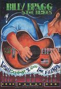 Billy Bragg & The Blokes Poster