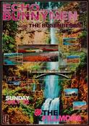 Echo & the Bunnymen Poster