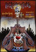Los Lonely Boys Poster