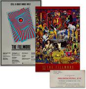 Fillmore Commemorative Poster Set