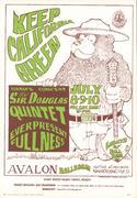 The Sir Douglas Quintet Poster
