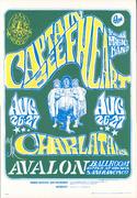 Captain Beefheart & The Magic Band Poster