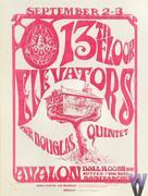 13th Floor Elevators Handbill
