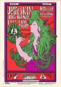 Jim Kweskin Jug Band Poster