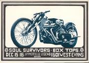 The Soul Survivors Postcard