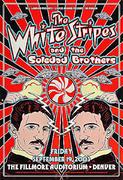 The White Stripes Poster