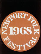 Newport Folk Festival Program