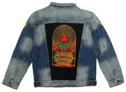 Jimi Hendrix Experience Men's Denim Jacket