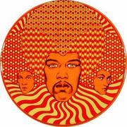Jimi Hendrix Experience Pin