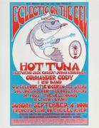 Hot Tuna Handbill