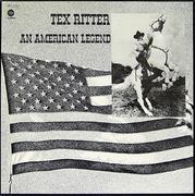 "Tex Ritter Vinyl 12"" (Used)"