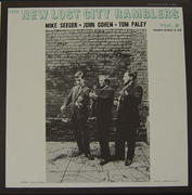 "The New Lost City Ramblers Vinyl 12"""