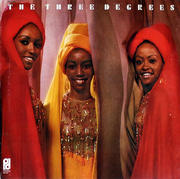 "The Three Degrees Vinyl 12"" (Used)"