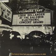 "Lorin Hollander Vinyl 12"" (Used)"