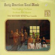 "The Western Wind Vocal Ensemble Vinyl 12"" (New)"