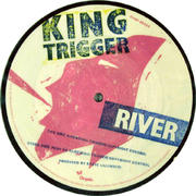 "King Trigger Vinyl 7"" (Used)"