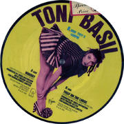 """Tony Basil Vinyl 7"""" (Used)"""